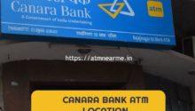 canara bank Atm Near Me